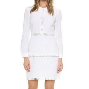 Club Monaco Terrona Tiered Dress Size 8